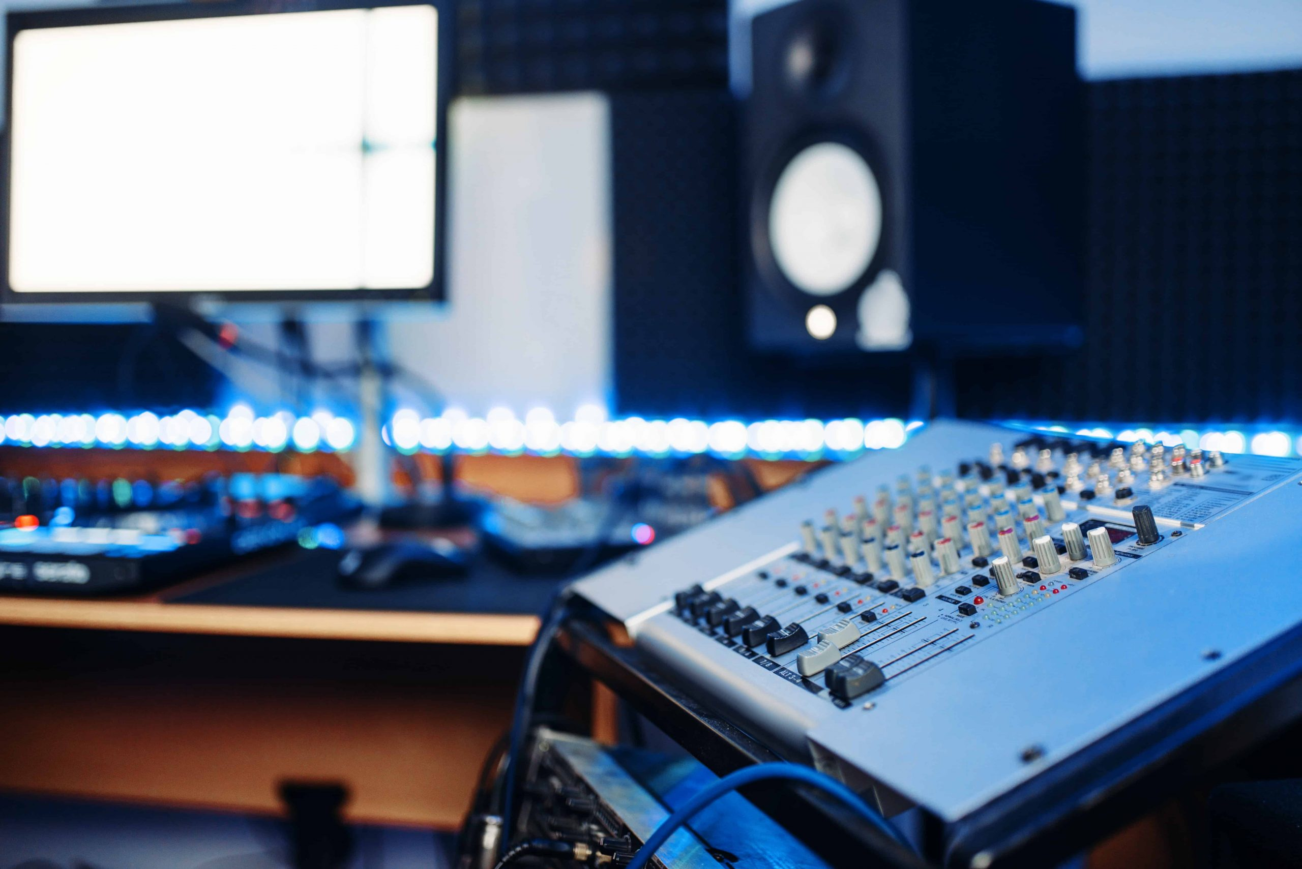 Silen Media provides custom sound design and implementation for video games. We are versed with WWise, FMod, Unreal, Unity, and many middleware solutions.