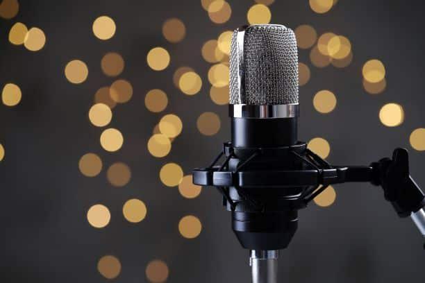 microphone-HKCS72V