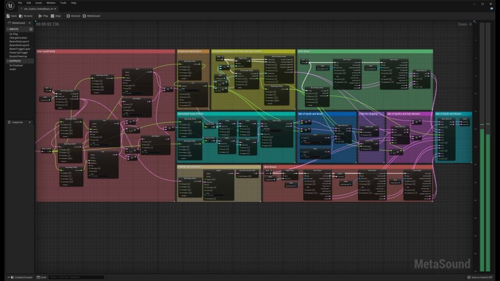 A Composers Guide to Unreal Engine 5's Metasounds Audio Engine