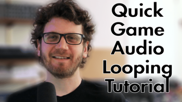 How do we make looping game audio for video games? Silen Founder Adam Fligsten Breaks it down